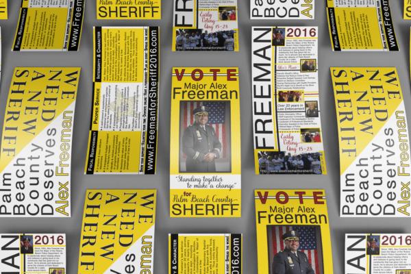 Freeman for Sheriff 2016/2020