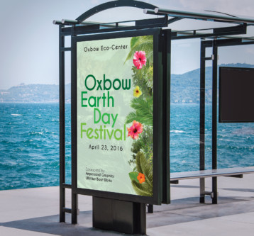 Oxbow Eco-Center Event Poster