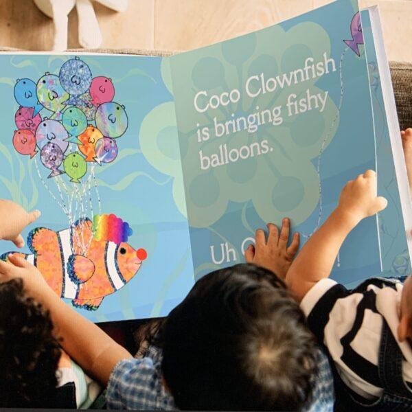 Sea Party Book!