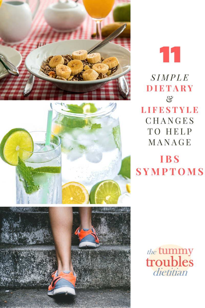 11 Simple Dietary and Lifestyle Changes