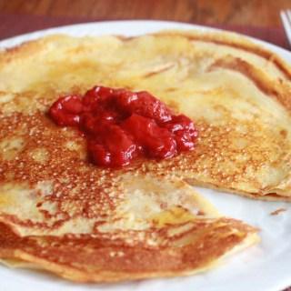 low fodmap swedish pancakes
