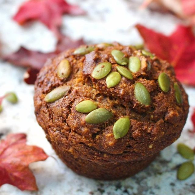 New treat recipe Pumpkin Spice muffins! Who says low FODMAPhellip