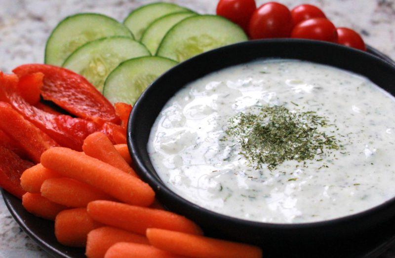 healthy low FODMAP snacks