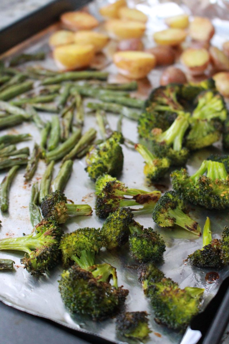 low fodmap veggie recipes