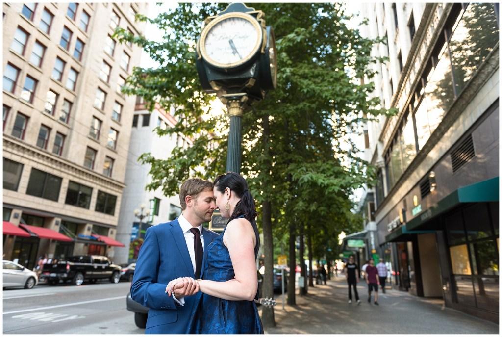 Brendan + Abagail Proposal   Seattle Ben Bridge Jeweler