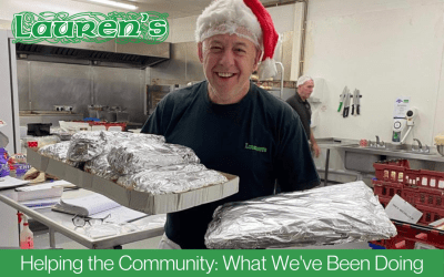 Helping the Community: What We've Been Doing