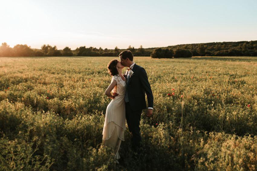 mariage bastide d'Astres