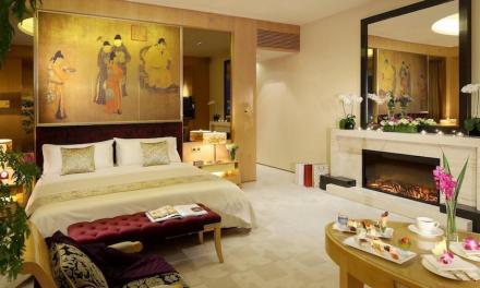 L'hôtellerie 4 et 5 étoiles à Pékin ….
