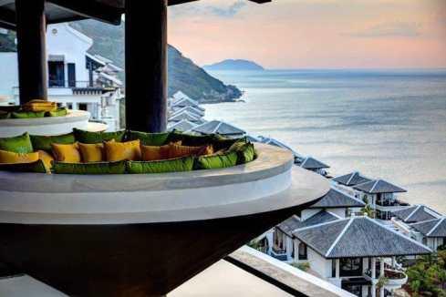 Laurent Delporte - InterContinental Danang Sun Peninsula Resort - Restaurant alcove