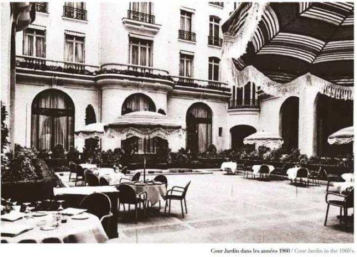 L'historique du Plaza Athénée