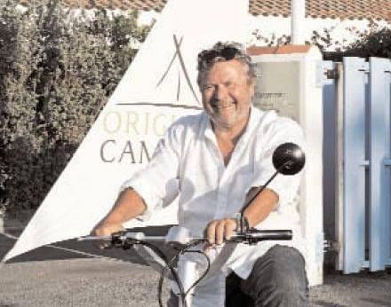 Alain Dominique Perrin : Concept d'Original Camping