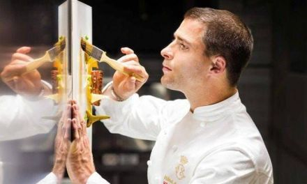 Christopher Hache, Chef au Crillon