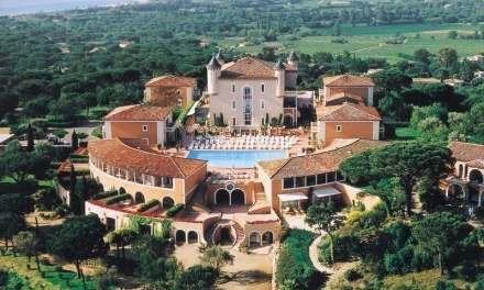 Châteaude la Messardière, Saint-Tropez