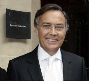 Francois Delahaye, DG de la Dorchester collection