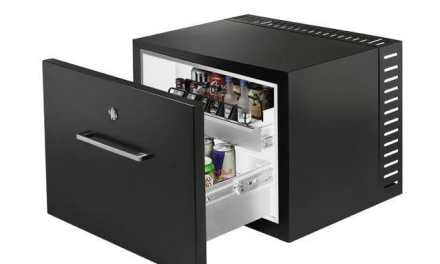 Minibar Systems : SmartCube SC-42D drawer
