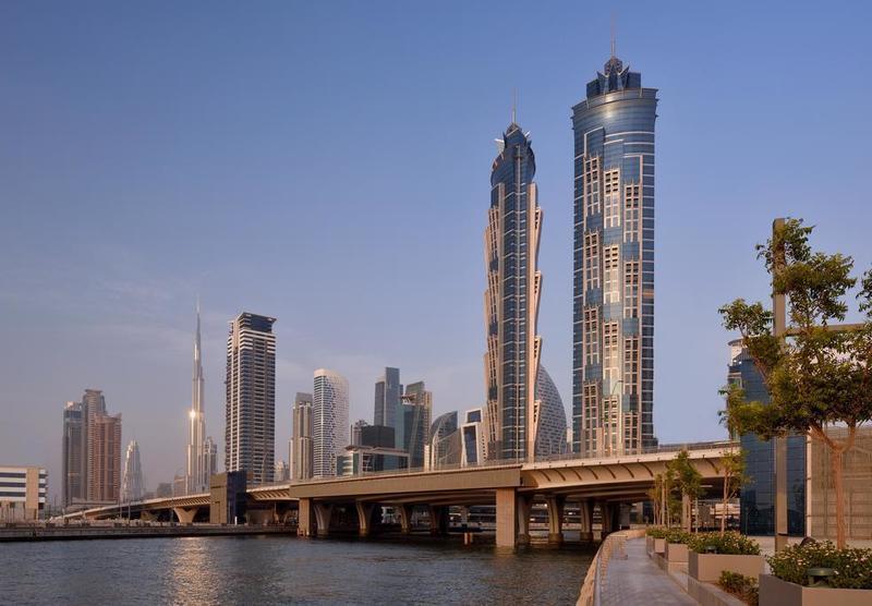 JW Marriott Marquis,Dubaï