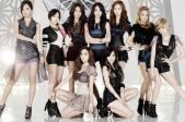 Die Girlband Girls Generation