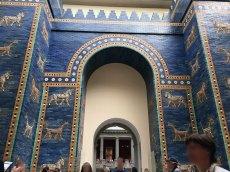 Porte d'Ishtar - Babylone - Nabuchodonosor-II (-580)