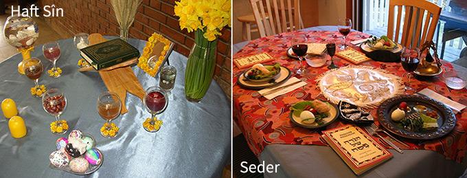 Haft Sin et Seder