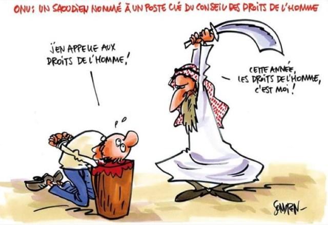 Dessin de Sondron (www.sondron.be) Belgique