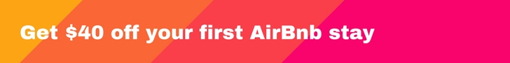 www.airbnb.com/c/laurenb12810 $40 off your first AirBnb stay