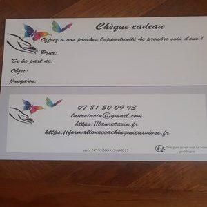 Chèque Cadeaux !!!
