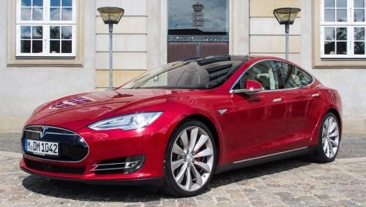 Tesla ride, Denmark, June 2015