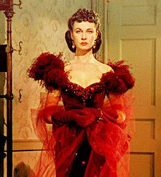 What would Scarlett O'Hara do? Just about anything.