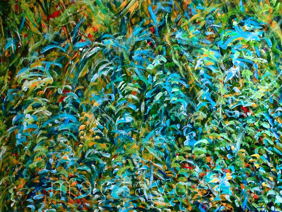 Plant Life (framed)