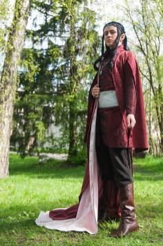 Elrond Cosplay, Ropecon 2015