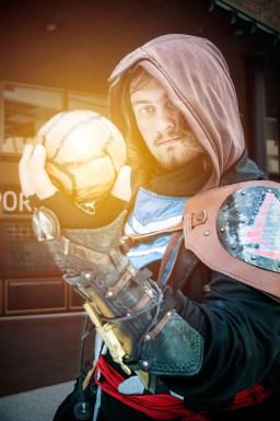 Assassin Cosplay, Ropecon 2015