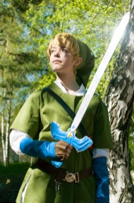 Link Cosplay, Ropecon 2015