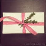 Last minute Christmas gift wrap