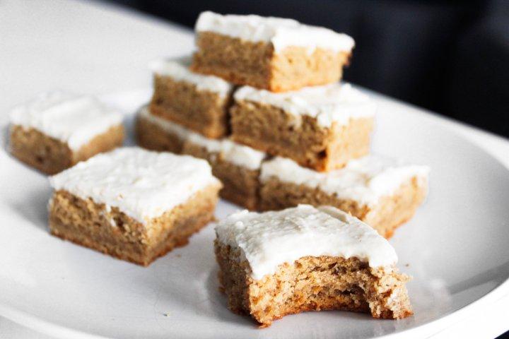 sugar free cinnamon bars