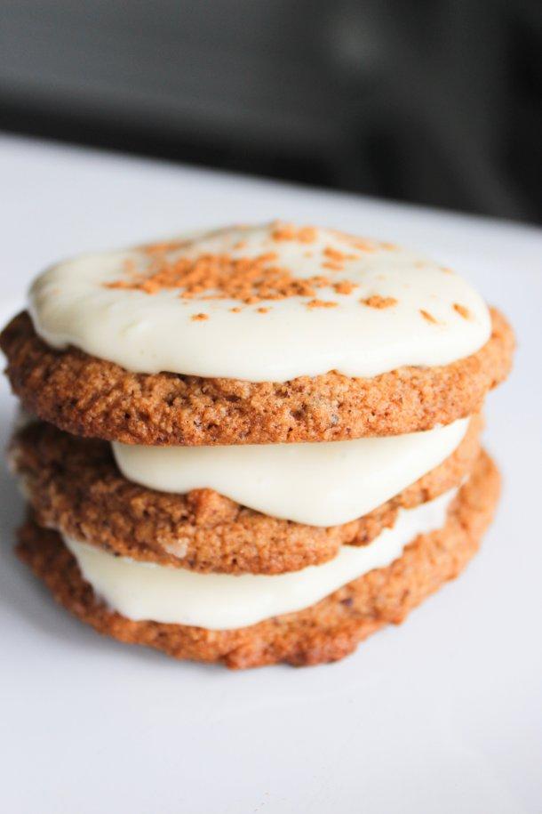 cinnamon keto paleo cookies