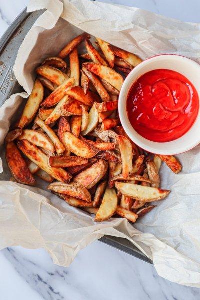 crispy fries
