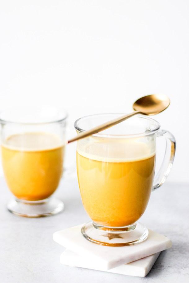 Easy Golden Milk Latte