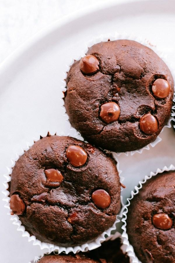 Gluten-free-double-chocolate-banana-muffins-7