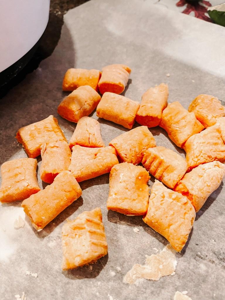 Gluten-Free Sweet Potato Gnocchi With Brown Butter Sage Sauce