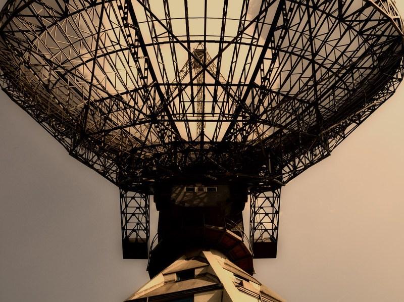 Der Astropeiler Stockert in der Eifel…