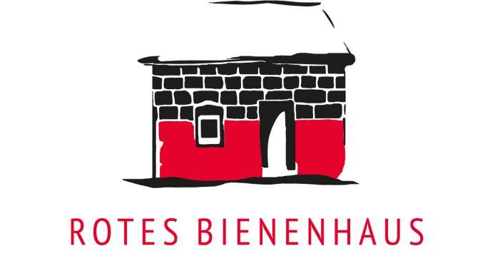 Das rote Bienenhaus