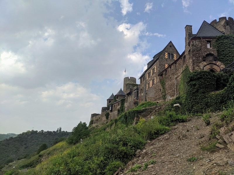 Die Burg Thurandt