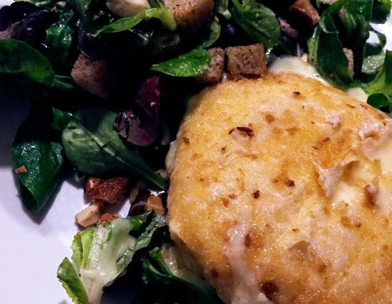 Der rote Bollheim(er) mit einem herbstlichen Salat