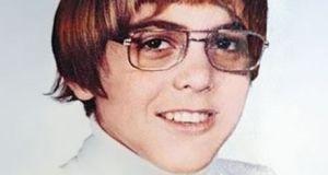 George Clooney à 15 ans