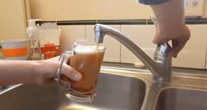 [Vidéo] De la bière au robinet partout dans cette maison !