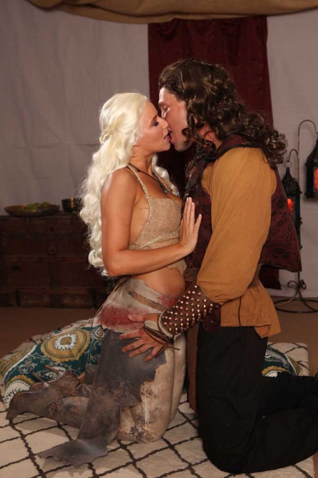 [Vidéo] Game of Thrones, la parodie porno