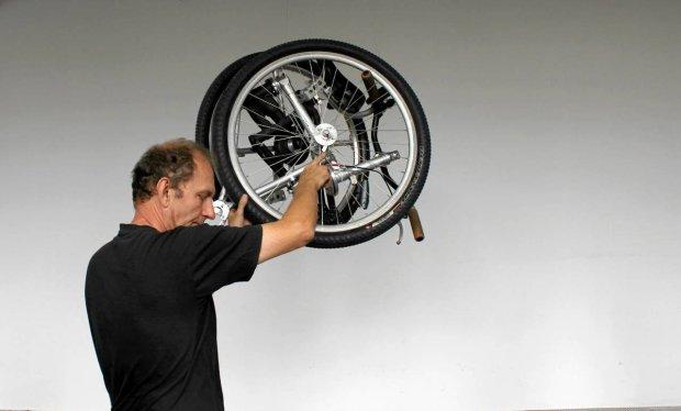 [Vidéo] Découvrez IzzyBike, un vélo sans chaîne étonnant