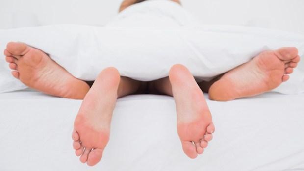 Numéro 4 : De meilleures parties de jambes en l'air !