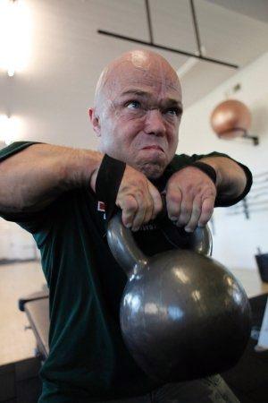 Dwarf Bodybuilder