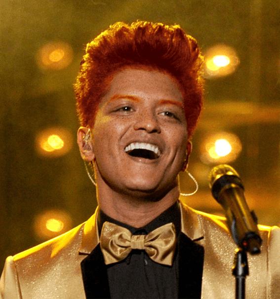 Bruno Mars roux